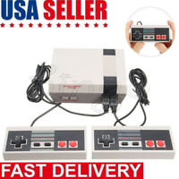 USA Mini Vintage Retro TV Game Console Classic 620 Built-in Games 2 Controllers