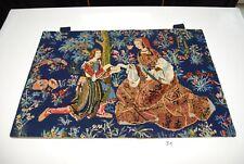 T1 Ancienne tapisserie à suspendre - Romantisme français