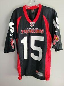 Vintage Nike Team AFL Orlando Predators James 15 Arena Football Jersey Mens S