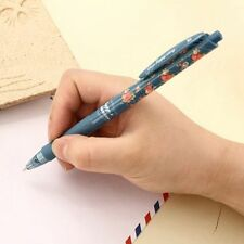 New School Cute Cartoon Ball Pens Vintage Flower Ballpoint Pen Stationery Gifts