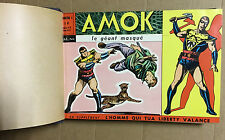 AMOK Collection Complète NEUF (Rare)