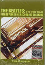 THE BEATLES - IN THE STUDIO 1962/63 - 7CD BOX-SET N°298/350 - NEW & SEALED