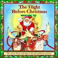 The Night Before Christmas Picture Book Board Children's & Young Adults' Books