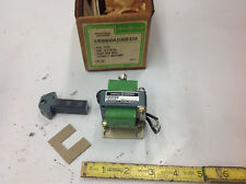 """GE CR9500A100B32A Industrial Solenoid 16V Coil, Right MTG, 1"""" Stroke NEW IN BOX"""