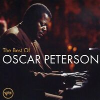 Oscar Peterson - The Best Of Oscar Peterson [CD]