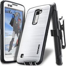COVRWARE® [IRON] Full-Body Armor Holster Case For LG K10 / LG Premier LTE
