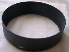 New! Metal 95mm Wide Angle Screw-in Lens Hood