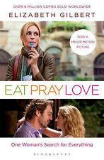 Eat, Pray, Love by Elizabeth Gilbert (Paperback, 2010)