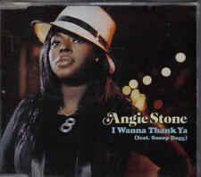 Angie Stone-I Wanna Thank Ya cd maxi single