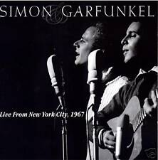 CD - SIMON & GARFUNKEL - Live from new york city,1967