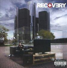 Eminem - Recovery [PA] 2010 (CD)