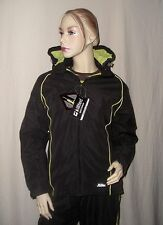 killtec Damen Freizeitjacke Jacke mit Kapuze langarm d'grau Gr. 42 L NEU