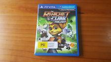 Ratchet and Clank Trilogy PS Vita Game for Sony PlayStation Vita - PSVITA