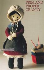 GRANNY DOLL - 46cm height / 5ply - COPY toy knitting pattern