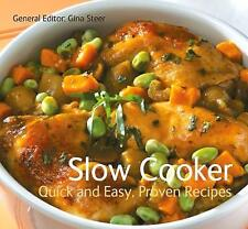 Slow Cooker: Quick & Easy, Proven Recipes by Flame Tree Publishing...