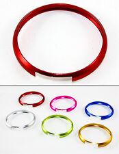 MATT RED METAL RING TRIM FOR MINI COOPER R55 R56 R57 R58 R59 R60 SMART KEY FOB