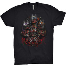 Teenage Mutant Ninja Turtles TMNT T Shirt Zombie Halloween Shredder Splinter