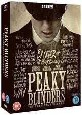 Peaky Blinders: The Complete Series 1-5 DVD NEW