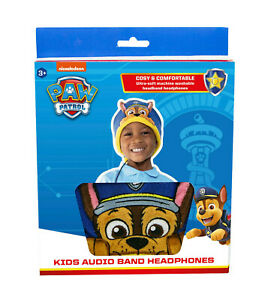 OTL Technologies Paw Patrol Chase Headband-Style Wired Headphones for Ages 3+
