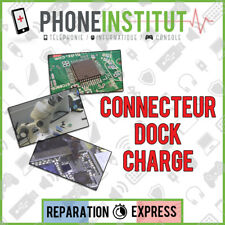 Reparation carte mere iphone 4 connecteur dock de charge