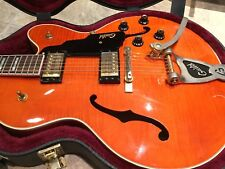 Guild Electric Hollow Body X-170 : Guitar USA Made : Westerly RI : Mint : 1999