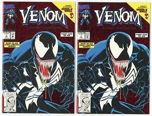 Venom: Lethal Protector #1 (5 copies)  avg. NM/MT 9.8  Marvel  1993  B  No Resv