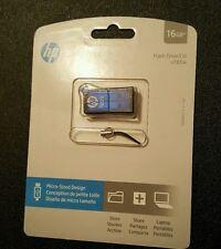 NEW HP 16GB USB 2.0 Flash Drive Data Memory