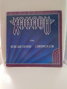 ELO LP  /  Xanadu Schallplatte, Vinyl / Made in Holland / Electric Light Orchest