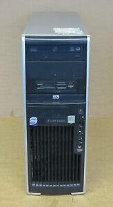 HP WorkStation xw4600 Tower 4C C2D Q9300 2.5GHz 8GB 500GB Win10 Pro PC PW481ET