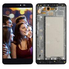 Für Nokia Microsoft Lumia 640 XL LCD Display Touch Screen Digitizer Rahmen RHDE
