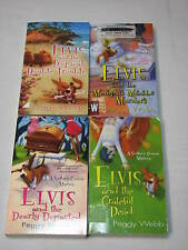 4 Peggy Webb Lot Elvis and the Tropical Double Trouble Grateful Dead Dearly Myst