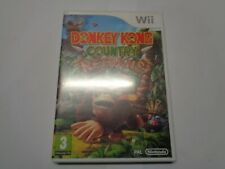 JEUX VIDEO - Wii DKC Donkey kong country returns
