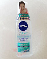 NIVEA Bright Acne Oil Control Make Up Clear Cleansing Water Alcohol Free 200ml
