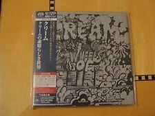 Cream - Wheels of Fire - SHM-SACD Super Audio CD Japan SACD
