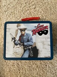 The Lone Ranger Vintage Metal Lunch Box - The Tin Box Company 1997