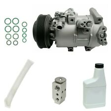 RYC Remanufactured AC Compressor and A//C Clutch AGG309