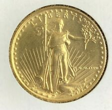 1986 Gold 1/4 oz Gold American Eagle $10 US Mint Gold Eagle Coin