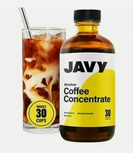 Javy Coffee Microdose 30X Liquid Coffee Concentrate Artisan Roasted Cold Brew...
