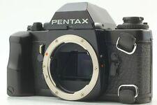 [Near Mint] PENTAX LX Black 35mm SLR Film Camera Body With FA-1W Finder JAPAN