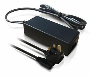 Replacement Samsung UN32J4000, UN32J400D TV Monitor 19V Adapter Power Supply