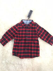 tommy hilfiger Baby shirt 3-6 Months