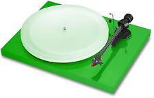 Pro-Ject Debut Carbon Esprit grün (DC), Ortofon 2MRED
