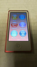 IPOD NANO 16gb IN PINK 7th GENERATION USED DCYNM4AVF0GM