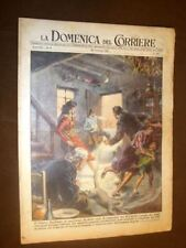 La Domenica del Corriere 25 febbraio 1951 Inondazione di Ferrara Norwich Atomica