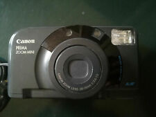 Canon Prima Zoom Mini Kleinbild Kamera