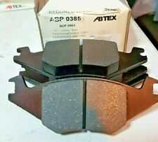 FOR MERCEDES BENZ 200 S CLASS SL W123 S123 W116 R107 C107 C123 BRAKE PADS
