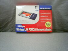 Trendnet TEW-221PC PCMCIA WIFI Card, NEtwork Adapter, 802.11