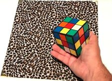 DROP CHANGE RUBIKS CUBE Board Instant Set Solve Puzzle Stage Magic Trick Easy