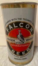Nice And Rare S/S Ococ Falcon Lebanon Branch Pull Tab Beer Can! B/O'ed Beauty!