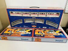 ** Walt Disney World Monorail Playset Train Set Complete, Boxed + Extra Track **